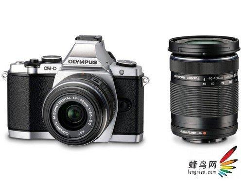 更多选择 奥林巴斯推出E-M5双镜头套机