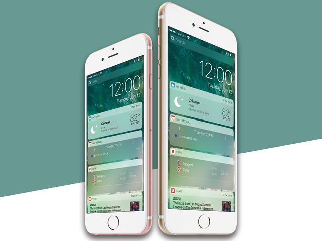苹果推送iOS 10 GM版 和正式版几乎无差别
