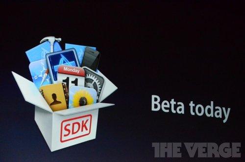 iOS6秋季发售 iPad2及iPhone3GS可升级