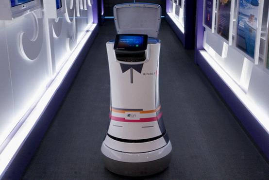 住店如穿越 看看未来酒店的先进技术体验