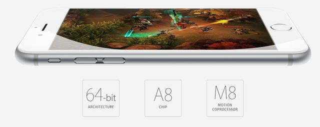 苹果A8处理器跑分公布 超越所有对手