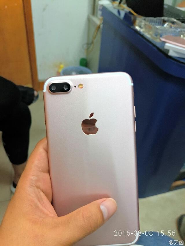 苹果A10芯片也曝光照片啦 似乎用了新工艺