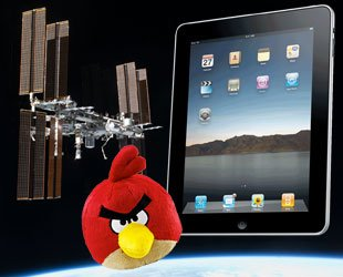 地球最火平板iPad将被送往国际空间站