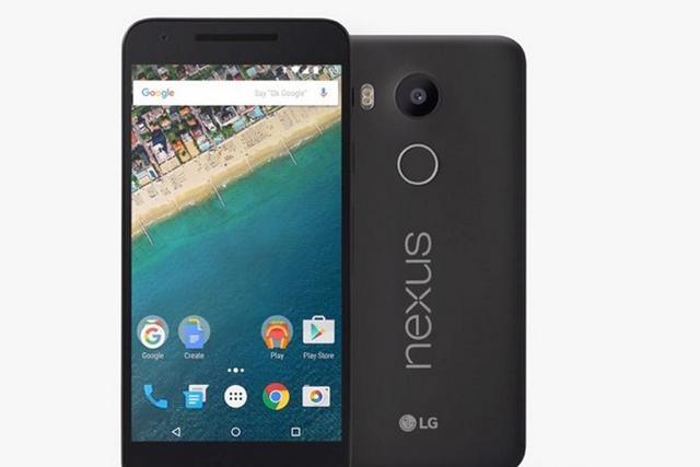 Nexus 5X将于10月22日发货 约2400元起售