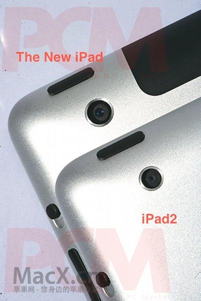 全新iPad评测 屏幕/相机/显卡提升明显