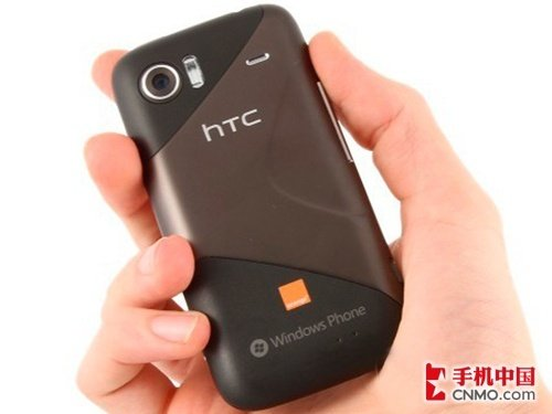HTC Mozart周末特惠 800万像素WP7系统