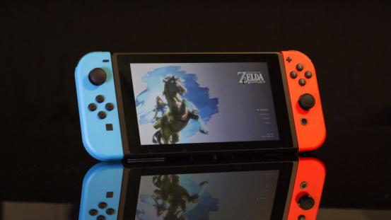 Switch成为任天堂销售速度最快的游戏机