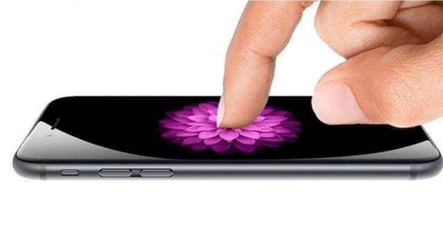 明年智能手机什么样?3D触摸技术或成标配