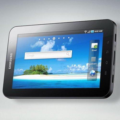 可打电话 三星平板电脑Galaxy Tab发布 - 星闻联播 - 快乐灰太狼