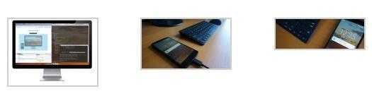 借助MaruOS系统 安卓手机可变身Linux桌面