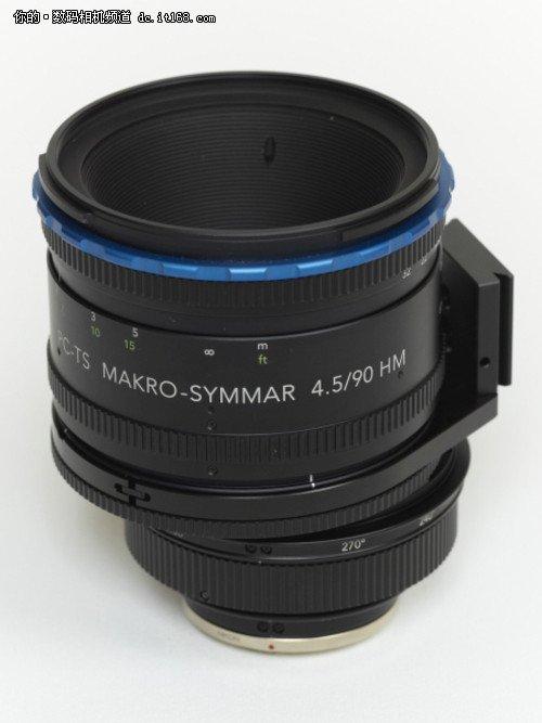 施耐德单反相机专用移轴镜头5月将发售