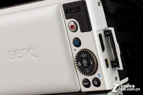 最薄1.8大光圈 明基G1翻转屏相机评测