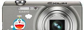 卡西欧发布第三款多啦A梦限量版相机