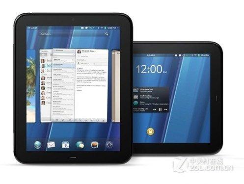 双核1.5GHz+4G 惠普TouchPad将华丽升级