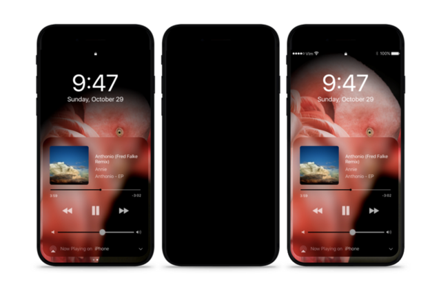 iPhone 8最新概念图:OLED+圆角屏幕看着很科幻