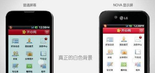 iPhone 4S用TFT屏 智能机主流屏幕详解