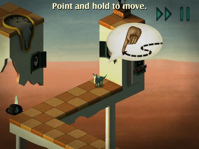 Back to Bed:风格梦幻的梦境中的超现实游戏