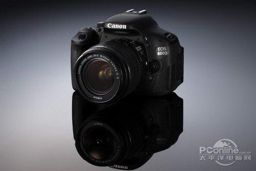 高画质和高性能 佳能发布600D/1100D