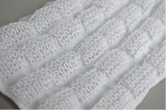 3D打印能做针织衫了 穿着和普通衣物一样舒适