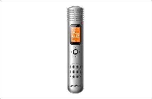 首款定向录音笔上市 夏新发布多款录音笔