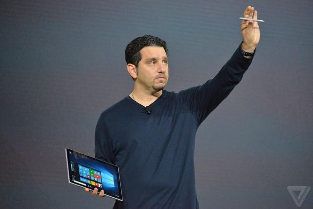 Surface Pro 5细节曝光 只有常规硬件升级