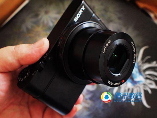 """口袋里的高画质 索尼""""黑卡""""RX100试用"""