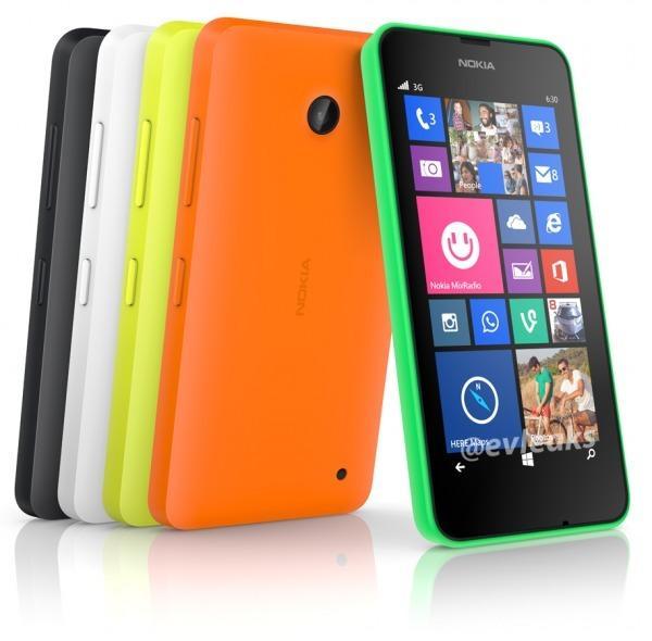 诺基亚RM-979获FCC认证 或为Lumia 635