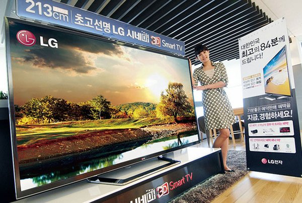 小尺寸4K电视无意义 效果提升小性价比并不高