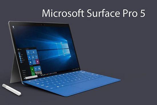 Surface Pro 5起售价将降低 或搭载独立显卡