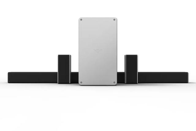 差点被乐视收购的Vizio推条形音箱 支持多房间音效