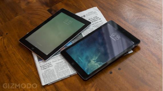 苹果推迟12.9英寸iPad量产 因iPhone 6热销
