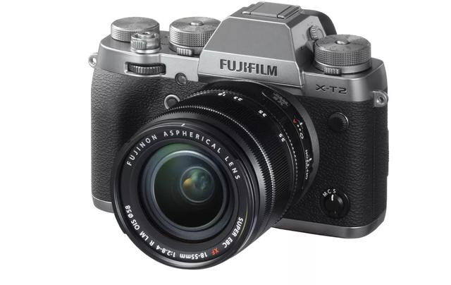 富士推出银色版X-Pro2和X-T2相机 增2款互换镜头