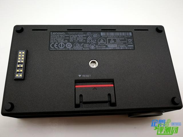 评ThinkPad Stack模块投影 小巧便携挺好用就是太贵