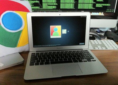 Chromium OS将被移植到MacBook Air上