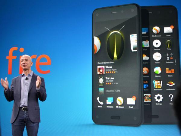 亚马逊Fire Phone终迎来Android4.4升级
