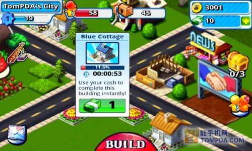 安卓手机模拟经营游戏推荐 X城市X City