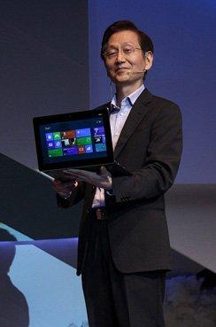 华硕发布太极笔记本 Win8+全高清IPS屏