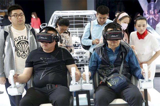 车展还是科技展?上海车展科技元素将占据半壁江山