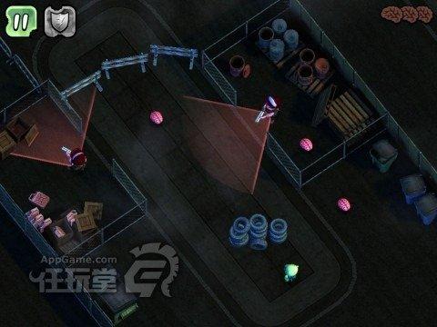 僵尸有脑便是人 iPhone游戏僵尸困境评测