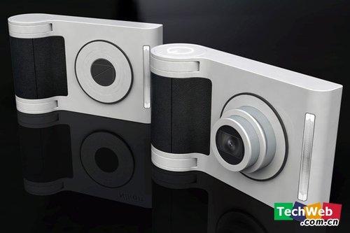 专为老年人设计的超酷概念数码相机