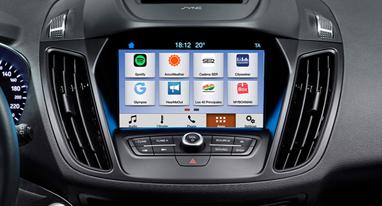 这才叫大方 福特2017全系车型将标配CarPlay