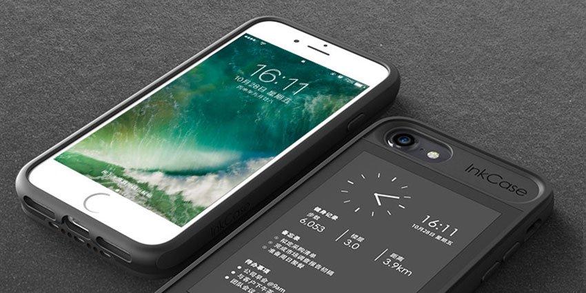InkCase电子墨水屏手机壳