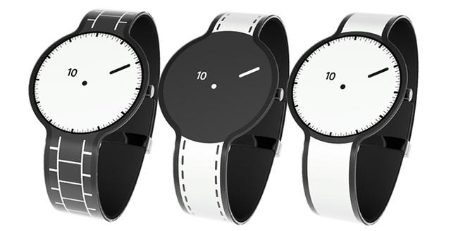索尼二代电子墨水屏手表亮相 外观超薄能显示彩色