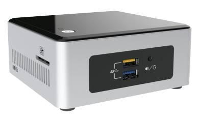 英特尔推新NUC迷你PC 配6W Braswell处理器