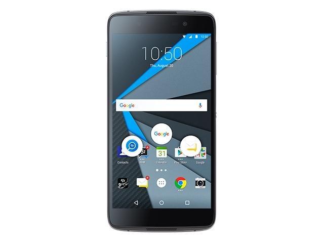 黑莓第二款Android手机发布 号称全球最安全
