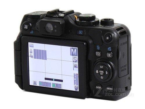 全手动顶级消费相机 佳能G12套装2950元