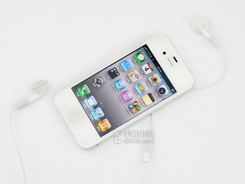 美版iPhone 4白色特价 时尚完美触控机