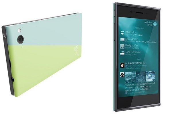 可兼容安卓应用 首款Sailfish手机21日凌晨正式发布
