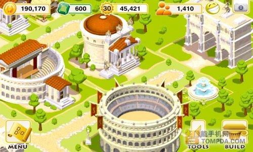 中世纪经营游戏大作 帝国故事安卓版体验