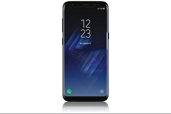 三星S8官方宣传图来啦!可能是最漂亮的手机之一
